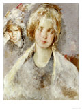 Giovinetta Prints by Mose Bianchi