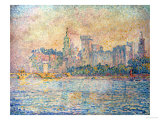 Avignon, Morning Art by Paul Signac