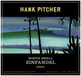 North Swell Zinfandel, 2003 Plakat af Hank Pitcher