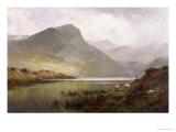 Loch Ness Giclee Print by Sr., Alfred De Breanski