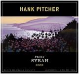 Petit Syrah, 2003 Poster af Hank Pitcher