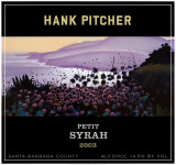 Petit Syrah, 2003 Prints by Hank Pitcher