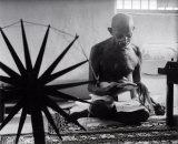 Mohandas K. Gandhi Photographie