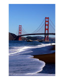 Golden Gate Bridge Photographic Print by Susan McKinney