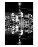 San City San Francisco skyline Photographic Print by Alex Cybriwsky