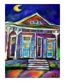 Garden District Grace Giclee Print by Angel Turner Dyke
