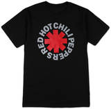 Red Hot Chili Peppers&#160; Logo in Sternform Tshirts
