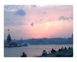 Sunset, Istanbul Photographic Print by Jay C. Anderson