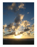 Daybreak Sky, Long Beach Island, NJ Photographic Print by Sue Nairn Smith