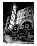 Chicago Theatre Photographic Print by Jason F Wolf