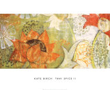 Thai Spice II Prints by Kate Birch