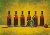 Ros Tomaten Signiert Prints by Andreas Scholz