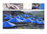 Umbrellas - Signed Premium Edition by  Christo
