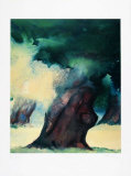 Baum I, 2001 Limited Edition by Hans Richter