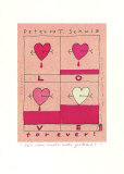 Love Forever Prints by Peter-Torsten Schulz