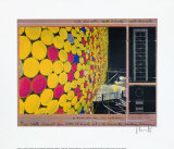 The Wall No. 4, 1999 Giclee Print by  Christo