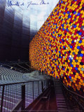The Wall No. 1 Oberhausen - Signed Collectable Print by  Christo
