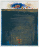 Blaue Erde, 1998 Limited Edition by Klaus Brandner