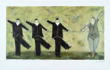 Chorus Line, 2000 Limited Edition by Paula Mcardle