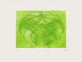 Ovni de Printemps II Limited Edition by Jean Messagier