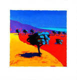 Towards the Coast, 2001 Limited Edition by Paul Powis