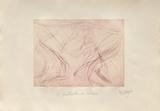Sauterelles en Colere Limited Edition by Jean Messagier