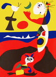 L'Ete Collectable Print by Joan Miró
