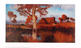 Herbst im Moor Posters by Otto Modersohn