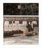 Reichstag XX Kunstdrucke von  Christo