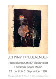 Landesmuseum Mainz Reproductions pour les collectionneurs par Johnny Friedlaender