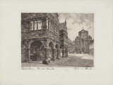 Paderborn - Jesuitenkirche Collectable Print by  Bruck