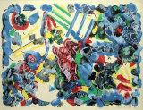 Composition II Collectable Print by Shizu Shimada
