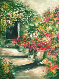 Jardin fleuri I Limited Edition by Raphael Robic