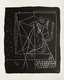 Entre-Deux No. 14 Sammlerdruck von  Le Corbusier