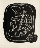 Entre-Deux No. 16 Sammlerdruck von  Le Corbusier