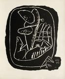 Entre-Deux No. 16 Samlartryck av Le Corbusier,