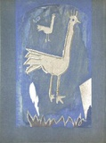 Poule Collectable Print by Georges Braque