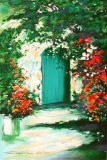 Jardin fleuri III Limited Edition by Raphael Robic