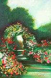Jardin fleuri VI Limited Edition by Raphael Robic