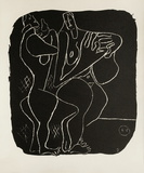 Entre-Deux No. 2 Sammlerdruck von  Le Corbusier