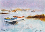 Marine I Collectable Print by Urbain Huchet