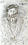 Carnet de Californie 22 Collectable Print by Pablo Picasso