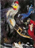Das Fliegende Pferd Collectable Print by Marc Chagall