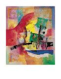 Farbsinfonie I Prints by Ernst-peter Rade