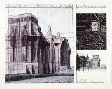 Reichstag I Kunst von  Christo
