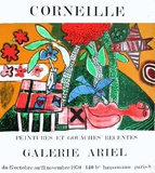 Table a las de Coeur Collectable Print by Guillaume Corneille