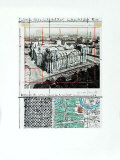 Wrapped Reichstag XI Collectable Print by Christo