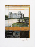 Reichstag XIV Collectable Print by Christo