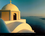 Thira - Santorini Prints by Ch. Hermes