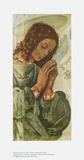 Adoring Angel Posters by Filippo Lippi